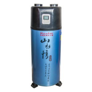 Water Heater Heat Pump China Manufacturer pictures & photos