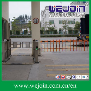 Intelligent Swing Barrier with Automatic Detection Malfunctions Used in High-Level Community pictures & photos