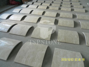Marble Arc Tile (Omani Beige) pictures & photos