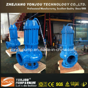 Sewage Pump Uses Centrifugal Submersible Sewage Pump pictures & photos