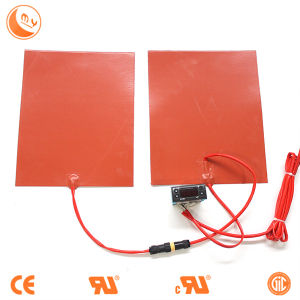 Flexible Customized Silicone Rubber Heater pictures & photos