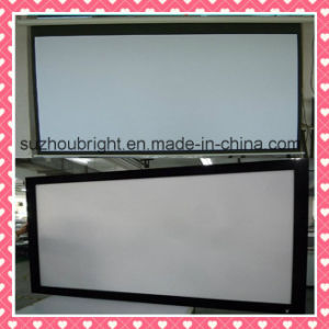 80-400 Inch Movie Theater Screen Cinema Screen pictures & photos