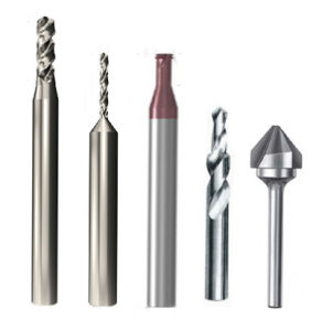 Carbide Micro and Thread Drill Bit pictures & photos
