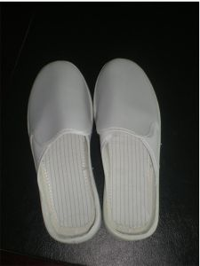 Shanghai Lingtech ESD Shoes Anti Static Slippers pictures & photos