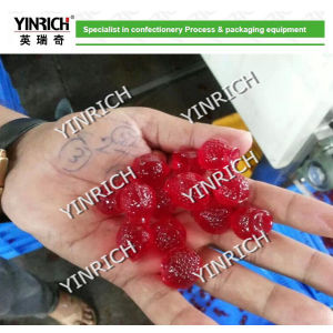 Candy Maker Candy Production Line Gdq600 Automatic Gummy/Jelly (QQ) Candy Depositing Line Candy Machine pictures & photos