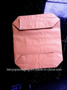 25kg Wall Putty Powder Kraft Paper Valve Bag pictures & photos