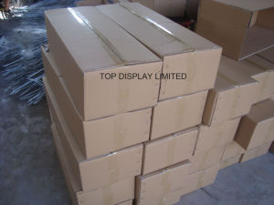 PP Sheet PVC Board PS Material Custom Screen Printing Advertising Plastic Corrugated Sheet Yard Sign pictures & photos