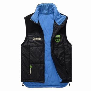 Winter Vest for Carnival Party with Galaxy Logo