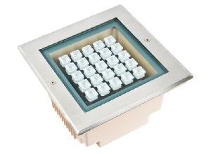Quadrate Surface Ring LED Underground Light