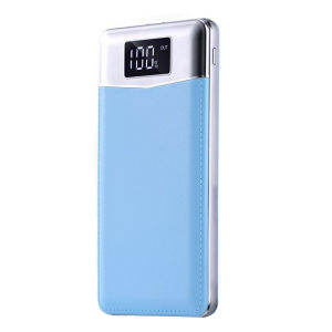 12000mAh Power Bank with Flashlight Camp out Powerbank pictures & photos
