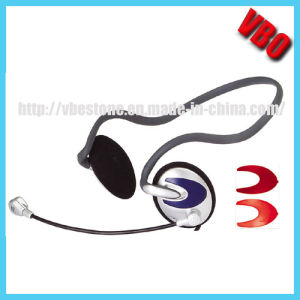 MP3 Player Headphone Stereo Neckband Headphone/Headset pictures & photos