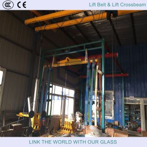Loading Equipment for Big Glass Blocks/Long Arm Loaing Machine for Big Size Glass pictures & photos