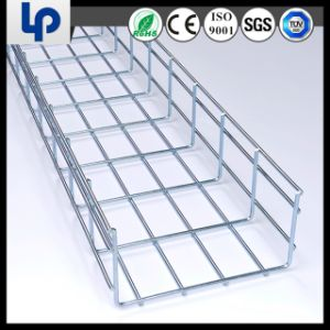 China High Quality Galvanized Wire Basket Cable Tray - China Cable ...