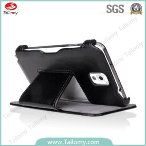 2015 High Quality Mobile Phone/Stand Leather Cases for Samsung Galaxy Note 3
