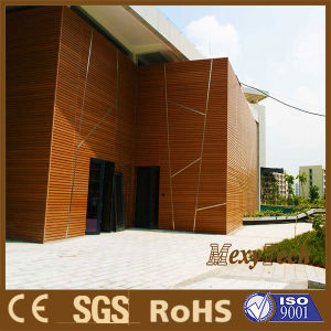 Engineering External WPC Composite Wall Panel pictures & photos