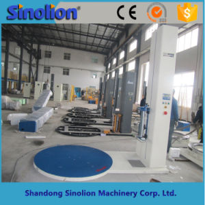 300% Prestretched Film Wrapping Machine pictures & photos