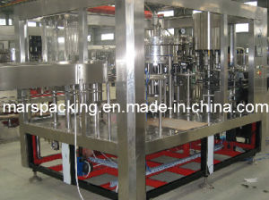 Carbonated Drink Filling Machine (DCGF24-24-8) pictures & photos