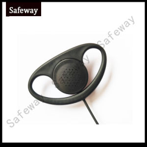 Two Way Radio Accessories Earpiece Microphone D Ring pictures & photos