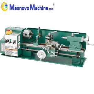 Variable Speed Metal Turning Bench Mini Lathe (mm-TU1803V, MAXNOVO MACHINE) pictures & photos