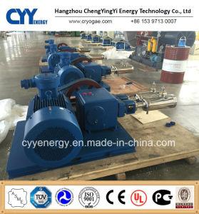 Large Flow Liquid Oxygen Nitrogen Argon LNG CO2 Piston Pump pictures & photos