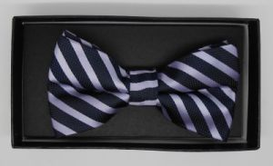 New Design Fashionable Striped Silk/Polyester Gift Tie (6224-1) pictures & photos