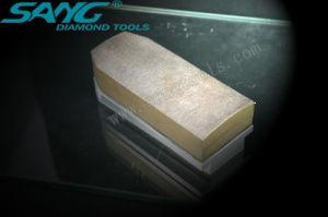High Quliaty Diamond Fickert Block Polishing (SA-037) pictures & photos