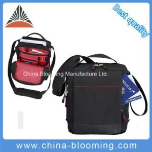 Travel Business Laptop Document Postman Messenger Sling Shoulder Bag pictures & photos