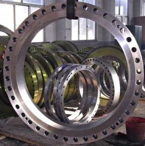 Forged Steel Wind Tower Flange (G004) pictures & photos