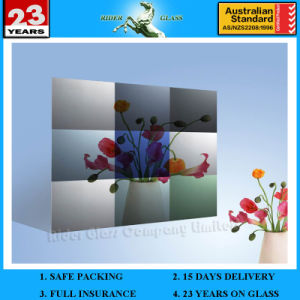 3-6mm Decorative Acid Etched Frosted Art Architectural Mirror/Backlit Mirror pictures & photos