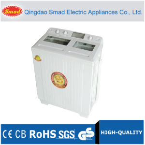 Twin Tub Washing Machine with CE Certificate pictures & photos