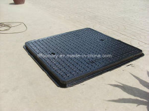 Recessed Type D. I. Manhole Covers pictures & photos