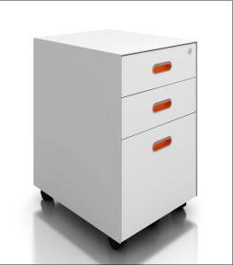 R-Edge © Type ) 3-Drawers Mobile Pedestal pictures & photos