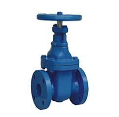 Non-Rising Stem Metal Seated Gate Valve ANSI 125/150 pictures & photos
