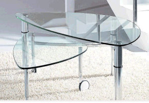 6-10mm Tempered Decorative Glass Table Top/Clear Float Glass/ Furniture Glass pictures & photos