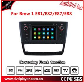 Android 5.1 Car DVD GPS for BMW 1 E81/E82/E87/E88radio Shack GPS Car Tracker (automatic) pictures & photos