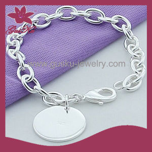 2015 Cpb-007 Newest Fashion 925 Silver Bracelet Wholesale pictures & photos