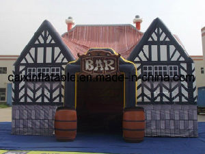 Giant Inflatable Bar Tent for Party and Event/ Portable Inflatable Cabin pictures & photos