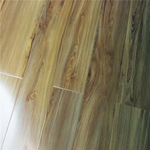 Commercial Waterproof 8&12mm Laminate Wooden Flooring pictures & photos