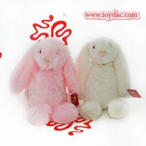 Plush Long Fur Rabbit pictures & photos