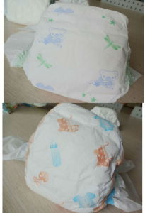 Popular High Quality Baby Diapers Made in China pictures & photos