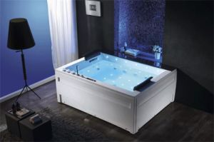 Luxurious Marble Hydromassage Bathtub (M-2050) pictures & photos