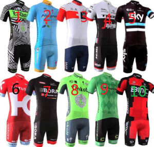 New Variety of Team Version Cycling Jersey pictures & photos