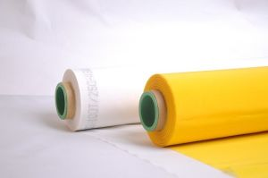 Dpp77t-55y Yellow Monofilament Polyester Printing Screen Mesh pictures & photos