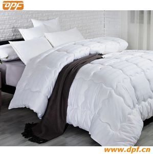 Patchwork Quilt for Hotel/Home Bedding Comforter Set (DPF1092) pictures & photos