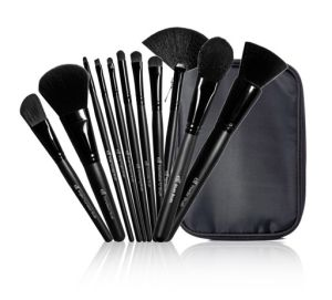 Cosmetic Kit 11PCS Soft Natural Hair Make-up Brush Set (JDK-PMA122)
