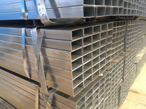Square Hot DIP Galvanized Steel Pipe Price, Galvanized Steel Pipe, Corrugated Galvanized Steel Pipe pictures & photos