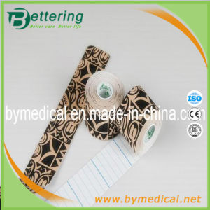 Kinesiology Tape with Customer′s Printing pictures & photos
