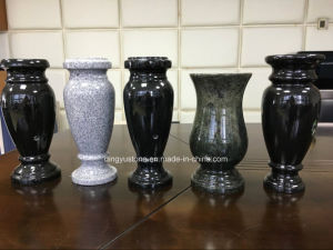 Natural Granite, Marble, Onxy Memorial Vases, Funeral Products pictures & photos