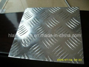 Bright Shinning Aluminum Five Bar Tread From China pictures & photos