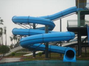 Tube Spiral Slide